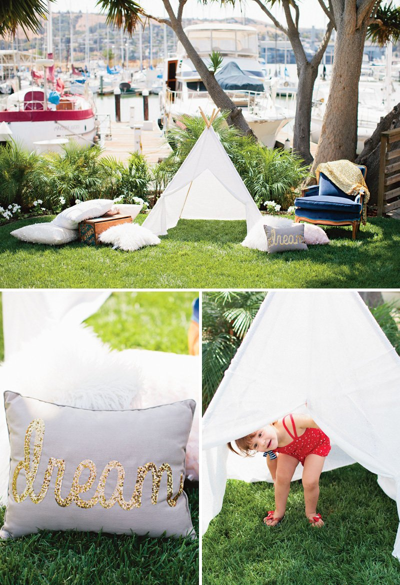 party-teepee-lounge-area