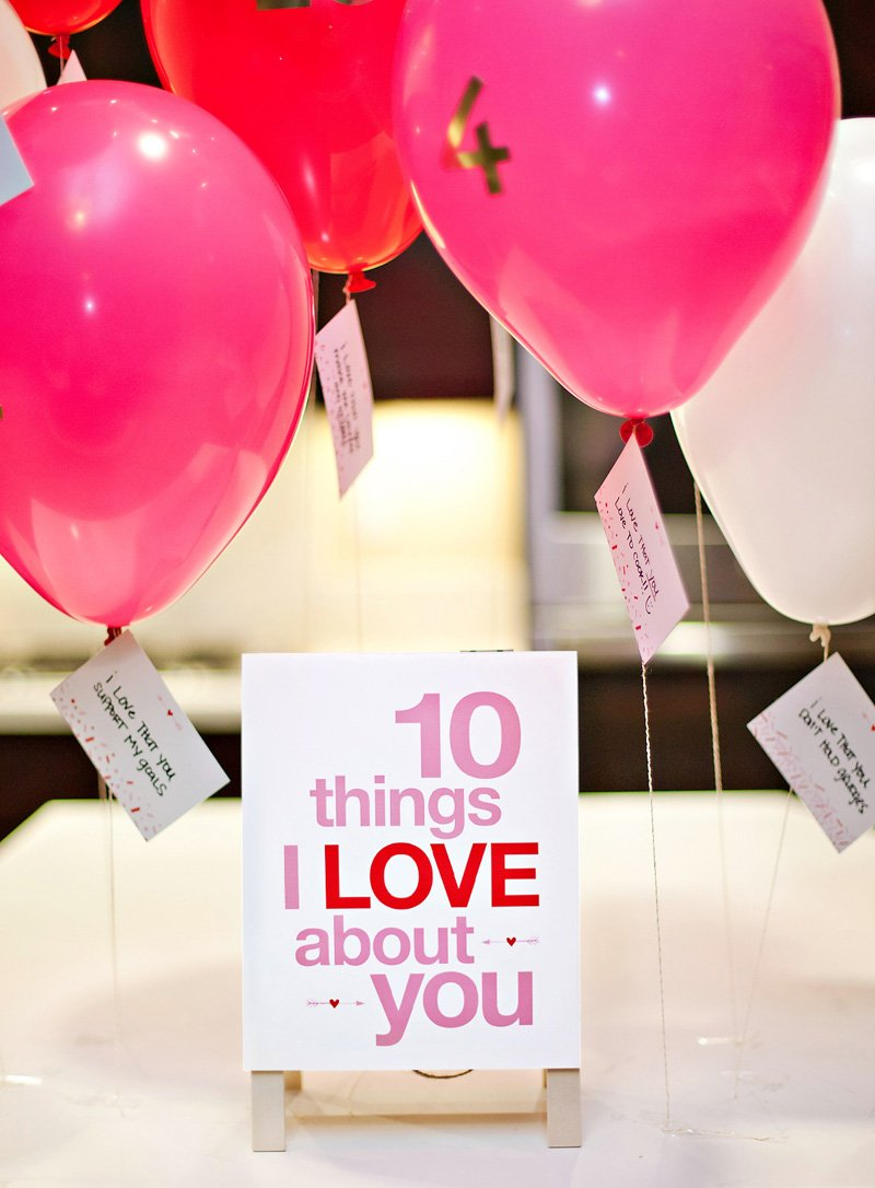 Valentine's Day Gift Idea - Printable Sign
