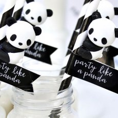 panda birthday party
