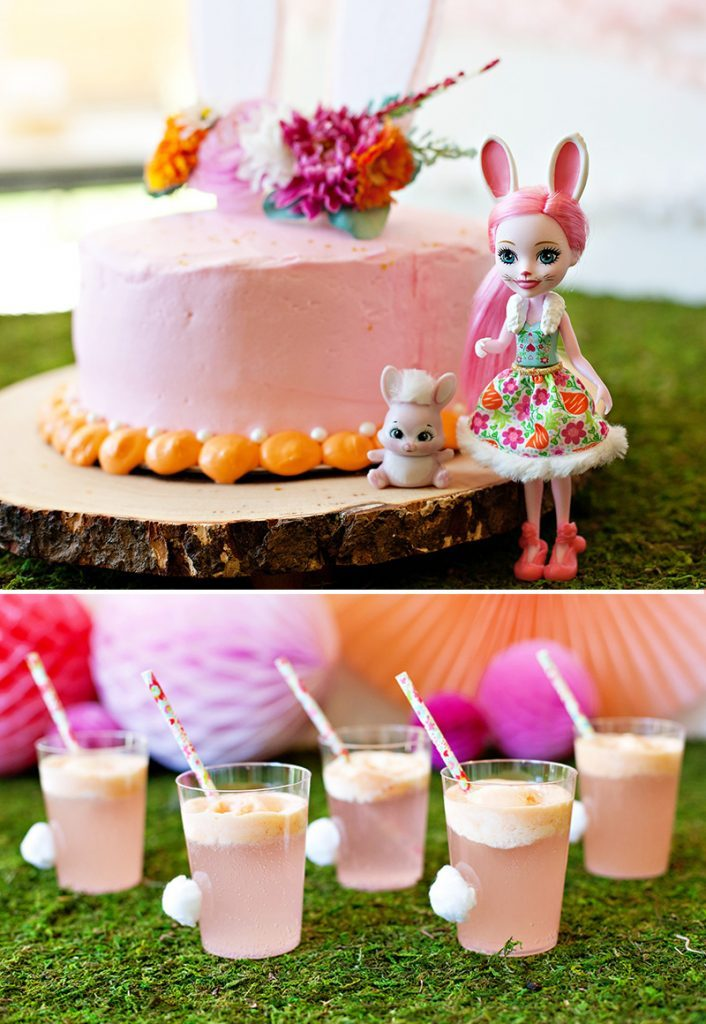 Woodland Bunny Party - Enchantimals