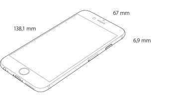 Apple iPhone 6, 6 Plus, Watch e Pay: caratteristiche