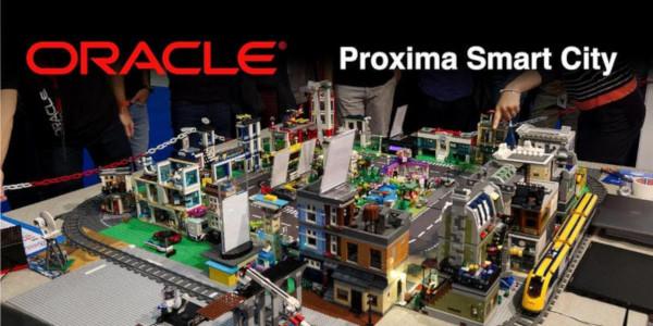 Oracle Proxima Smart City