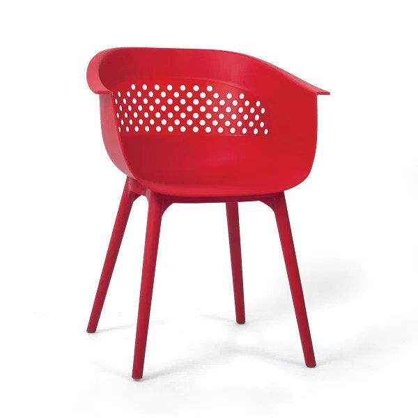 China Comfortable Outdoor Plastic Chairs Manufacturers and