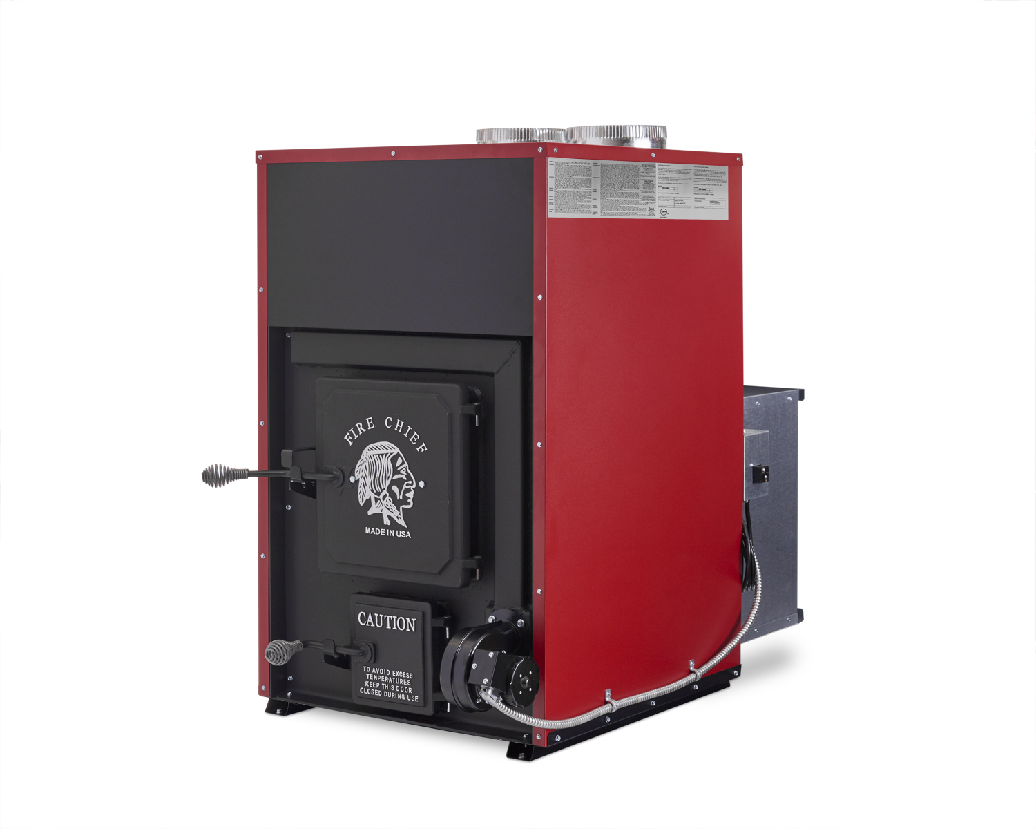 Outdoor Wood Burning Furnace Forced Air
