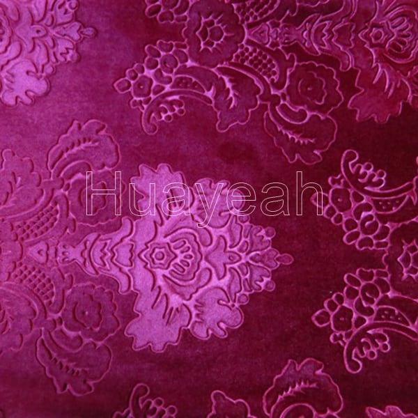 corduroy fabric sofa holly hunt cost red color velvet floral upholstery