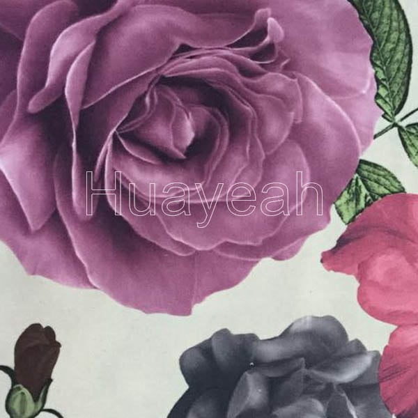 vivid floral kilim upholstery fabric
