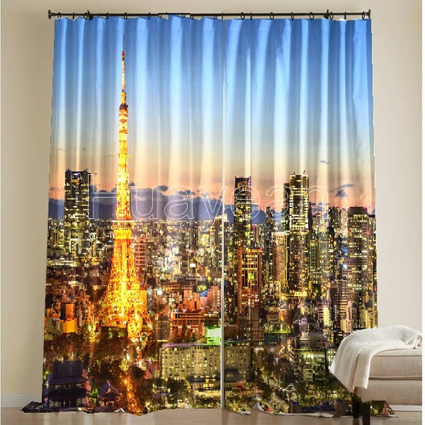 suede sofa fabric disney upholstered with storage 3d digital print curtains