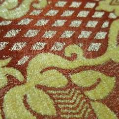 Corduroy Fabric Sofa Large Pillows For Popular Design Jacquard Samples