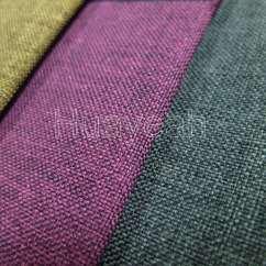 Suede Sofa Fabric Light Gray Sleeper Plain Linen Look Vinyl Upholstery