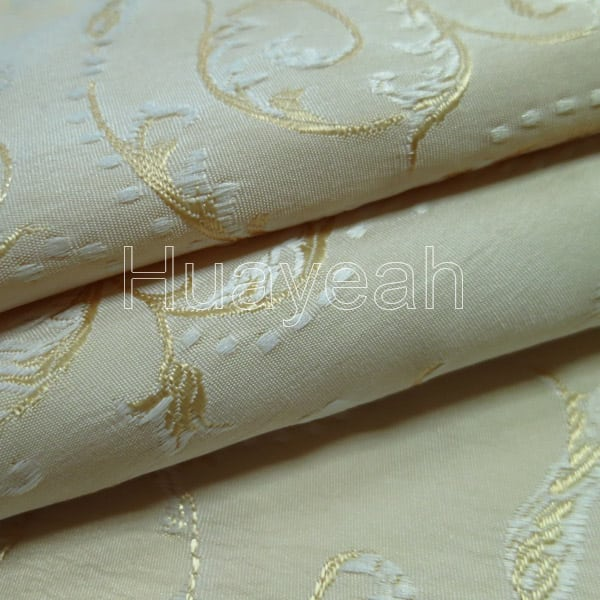 woven jacquard fabric for curtains