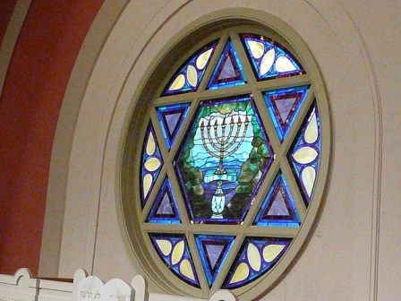 Photo of historic Sixth and I synagogue in Washington, D.C. by Flickr user angela n. http://bit.ly/1bsHEhN