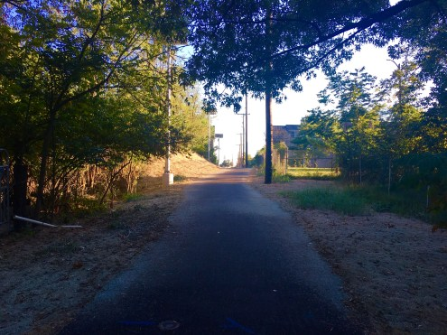 Trolley Trail Riverdale Park Station Maryland Hyattsville