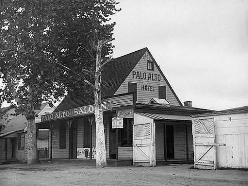 Palo Alto Hotel Bladensburg Maryland history