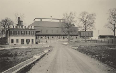 Bellevue dairy farm Heurich Hyattsville historic