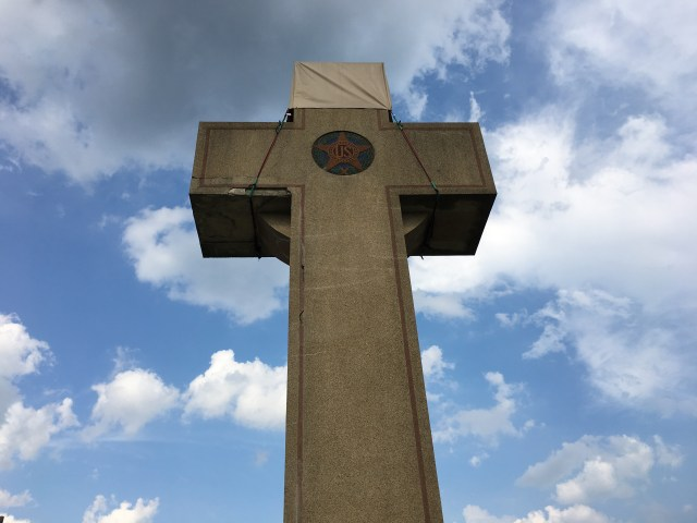Bladensburg Peace Cross World War I memorial Maryland controversial