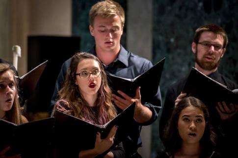 Lux choir Hyattsville