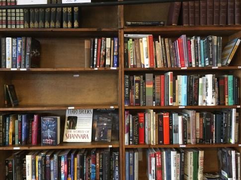 My Dead Aunt's Books Hyattsville Robert Harper bookstore Tanglewood Works