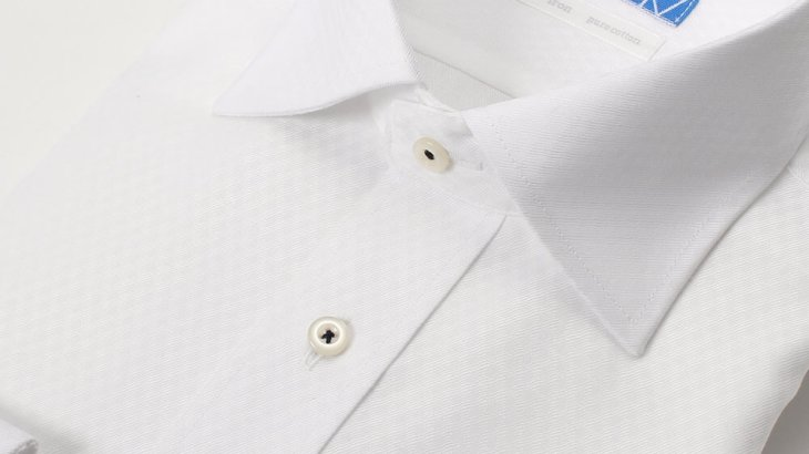 【ビジネスマンなら知っておくべき】ワイドカラーシャツとは?着用シーンと人気商品