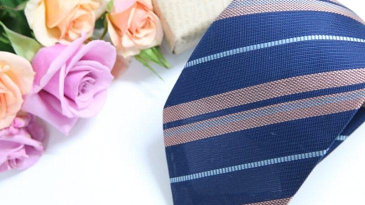 成人式ネクタイのスーツ色別コーディネート