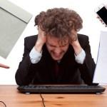 仕事でストレスを感じやすい人へ│合わないと感じる前に原因と解消方法