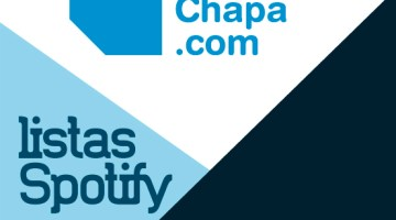 proyectochapa lista spotify