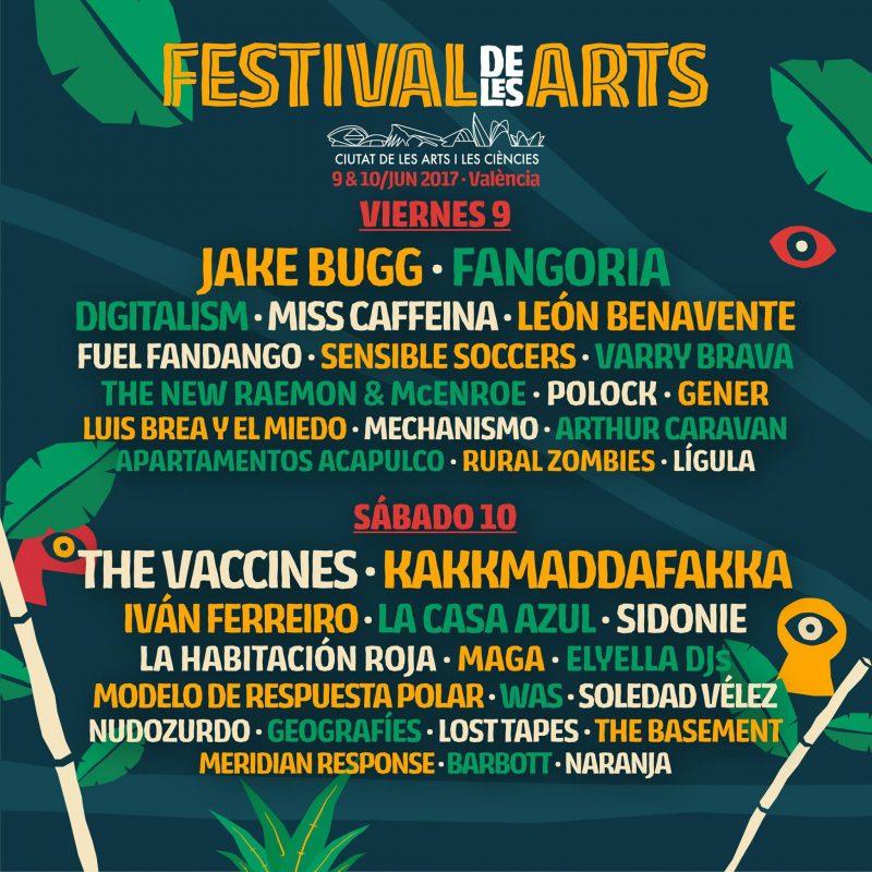 CARTEL_POR_DIAS_FESTIVAL_DE_LES_ARTS_VOL_3_HAP_MAGAZINE