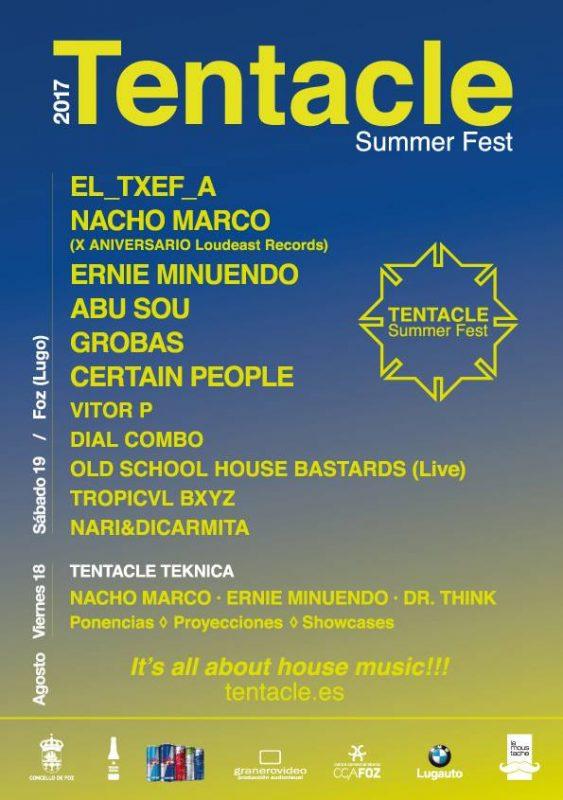 Tentacle Summer Festival