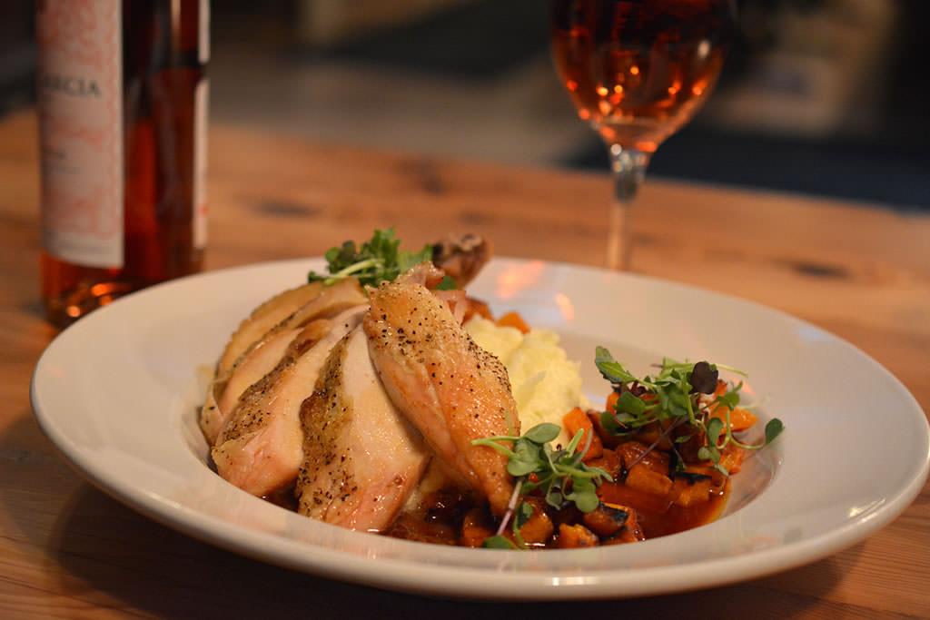 Vermont Chicken Plate