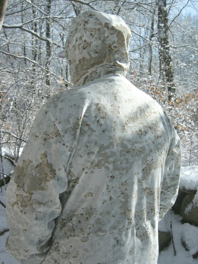 PenCottSnowdrift entered in US SOCOM snow camouflage