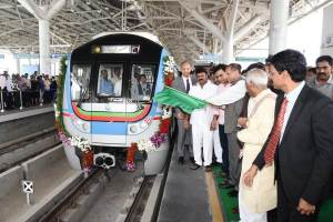 HyderabadUpades.in, metro rail updates, hyderabad updates, metro carridor 1 opening