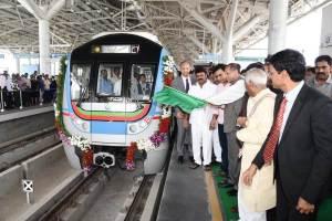 HyderabadUpades.in, metro rail updates, hyderabad updates, metro carridor 1 opening