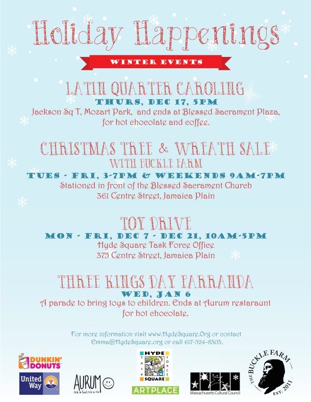 Holiday Happenings 2