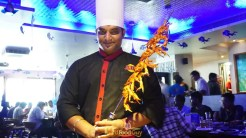 AB's Sea Food Festival - Tandoori Crab