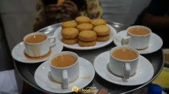 Shah Ghouse - Irani Chai and Osmania Biscuit