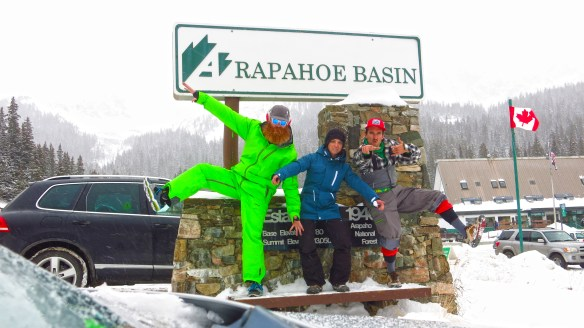 112213 0251 - Arapahoe Basin - Team Shot (16x9)
