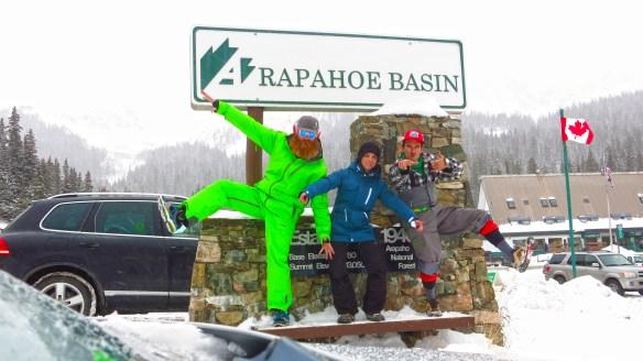 112213 0251 - Arapahoe Basin - Team Shot (16x9)