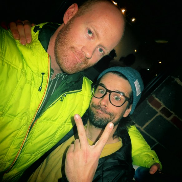 Greg Hydle + JP Auclair