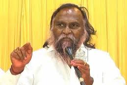 Jagga Reddy Demands Godavari Water To Sangareddy