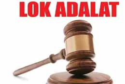 National Lok Adalath Disposes 11,467 Cases In One Day