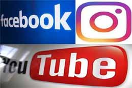 Britain Acts Tough On Facebook, YouTube Over Harmful Content