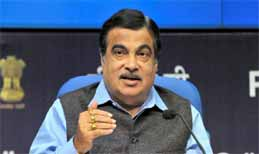 TRS Leaders Urge Gadkari To Release Funds For National Highways