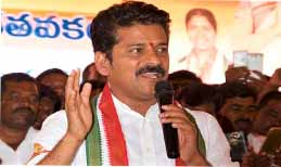 KCR Looting Money On Power Purchase With Help Of GENCO CMD: Revanth