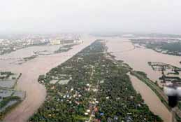 Two Dead, 100 Evacuated After Rains Batter Kerala