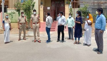 Two Persons Test Positive For COVID-19 In Patancheru