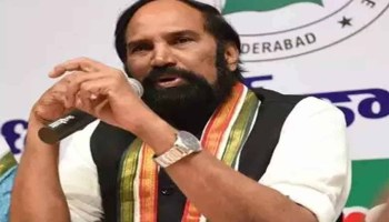 Union Minister Amit Shah Has Insulted People Of Hyderabad: Uttam