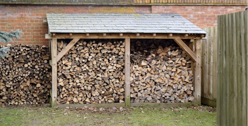 A good log store starts with being made from quality materials from treated timber. Read our reviews where we compare the best log store now. See Choices