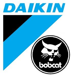 Для Bobcat и Daikin