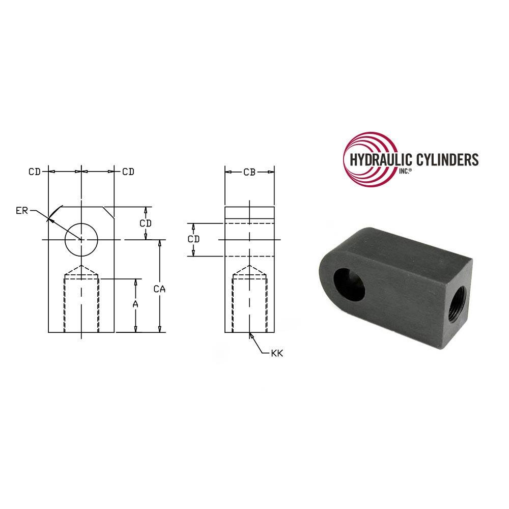 hight resolution of  rod eyes hydraulic cylinders inc