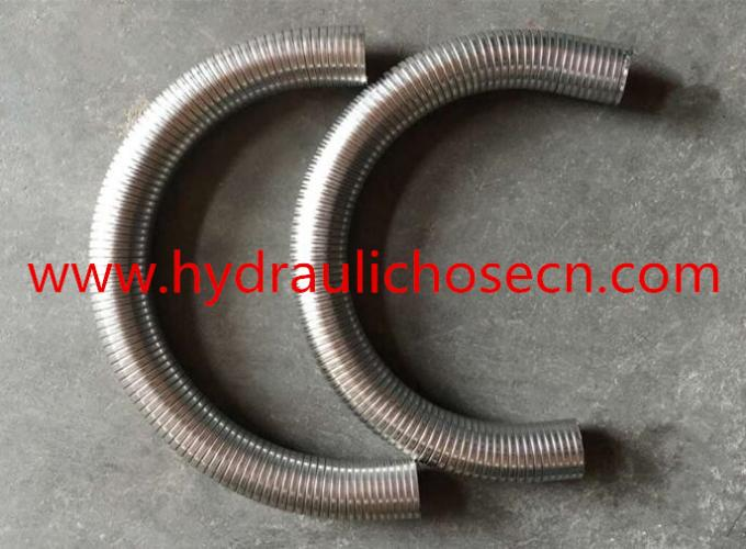 exhaust flexible pipe truck engine exhaust pipe high temperature exhaust hose extension hose