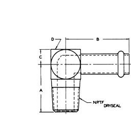Hydraulic Adaptor /// 4501-32-32 ///$183.54 /// 1 (219